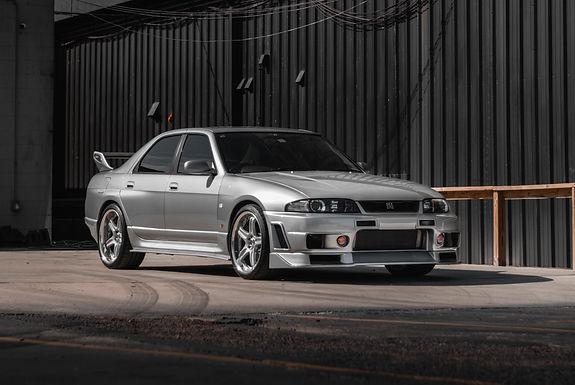1998 Nissan Skyline Autech GTR 40th Anniversary