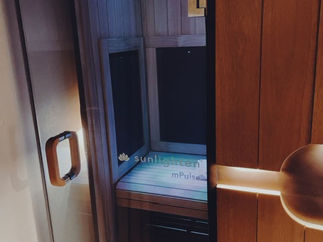 Detox with Infrared Sauna Sessions