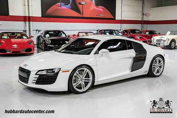2009 Twin Turbo Audi R8