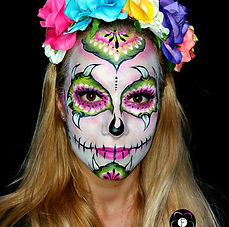 Face & Body Painting for Adults