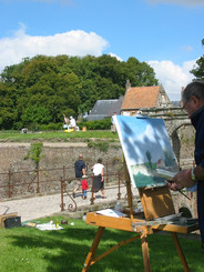 Montreuil-sur-Mer-La-Journée-des-Peintres