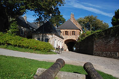 Montreuil-sur-Mer-L-Entrée-de-la-Citadel