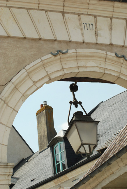 Montreuil-sur-Mer-Détail-de-l'Hotel-Loysel-le-Gaucher