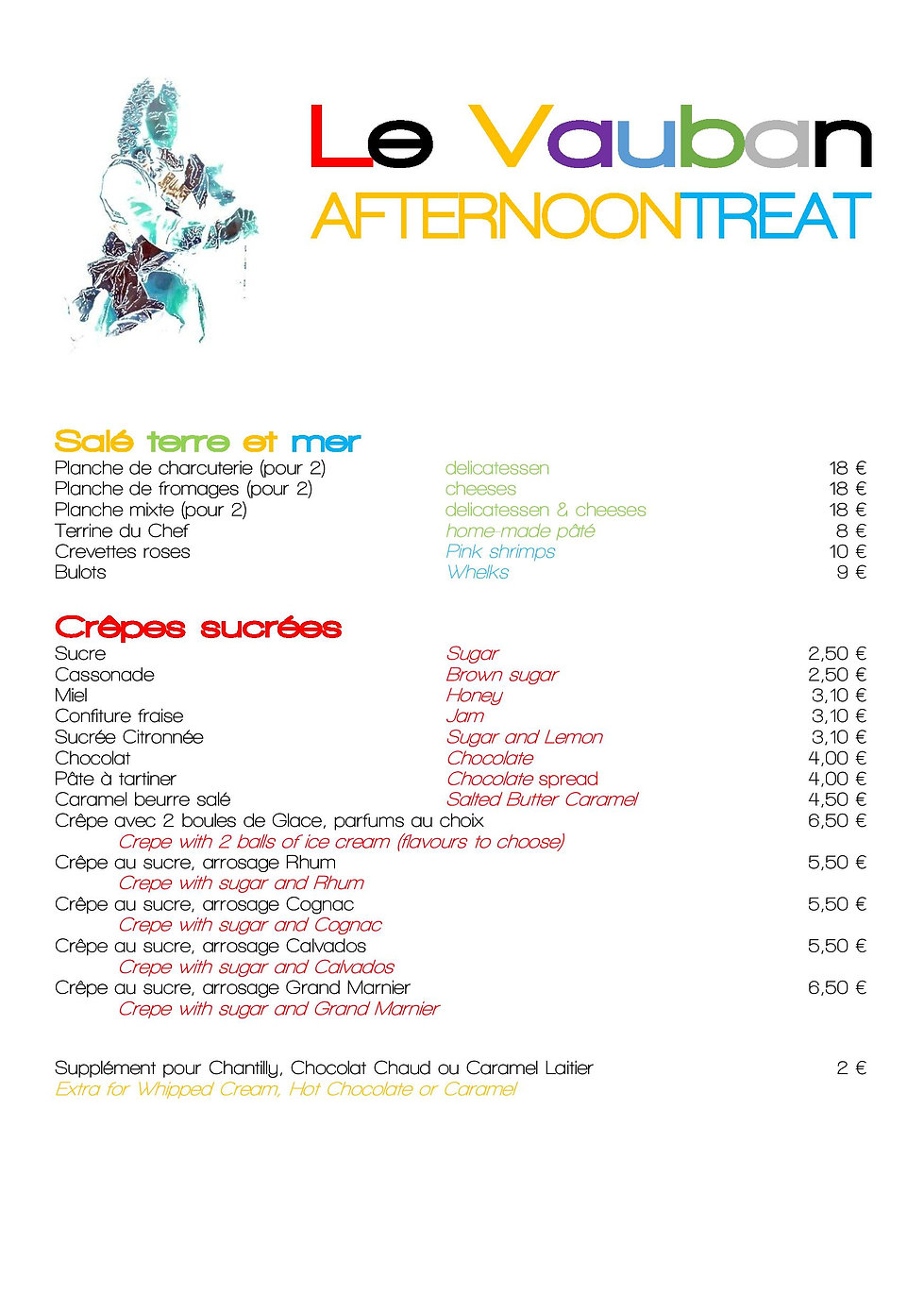Afternoon recto A5 (glaces + bouffe + cr