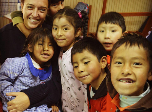 Meet the children of San Jerónimo, Peru.