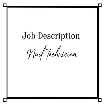 JD_Nail Technician