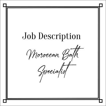 JD_Moroccan Bath Specialist