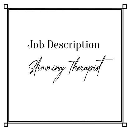 JD_Slimming Therapist