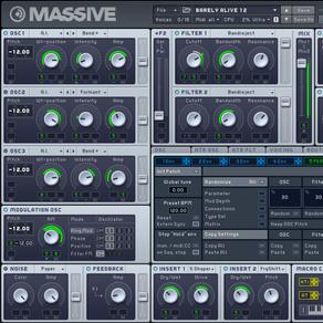 Vengeance Massive FX Vol. 2 (for NI Massive)