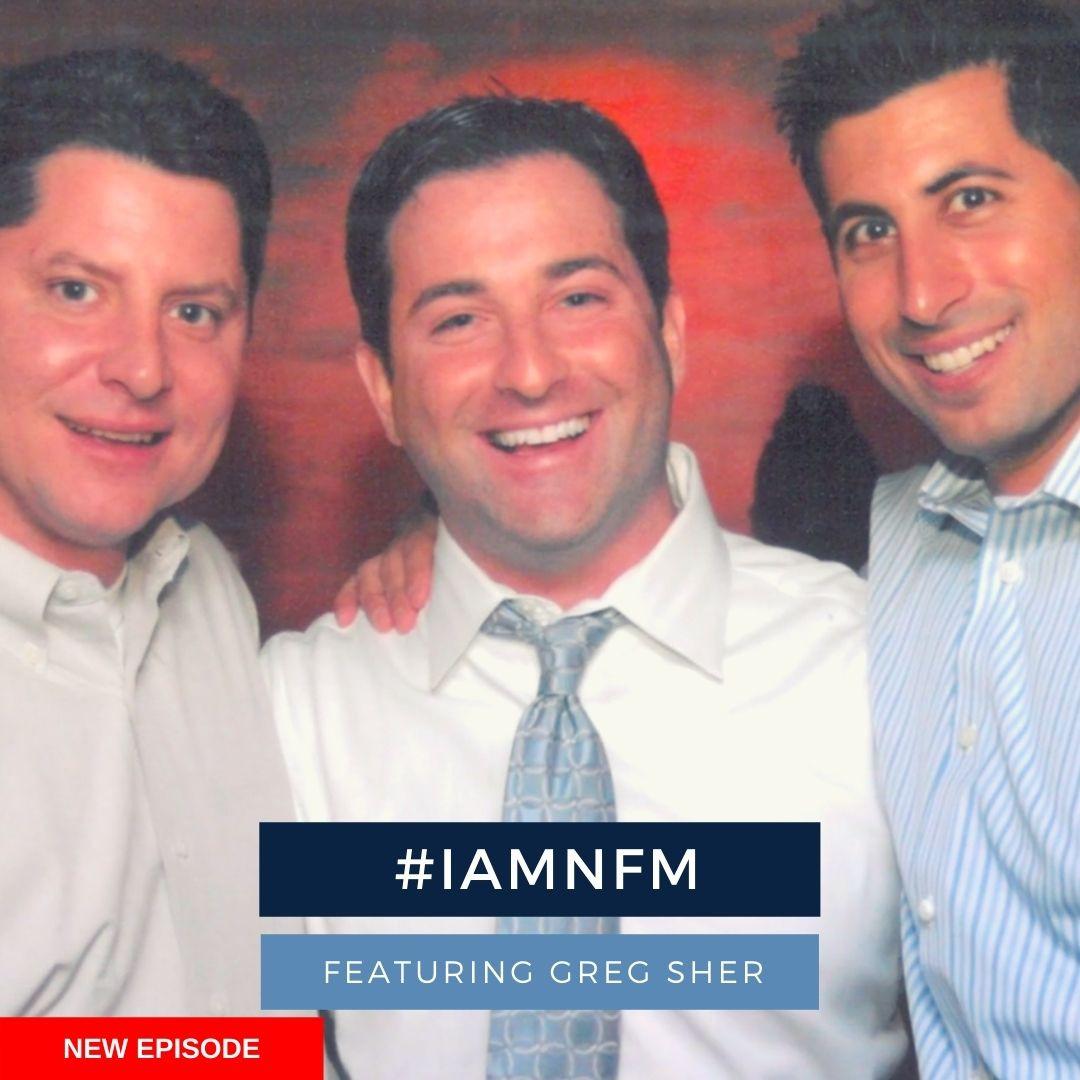I am NFM: Greg Sher