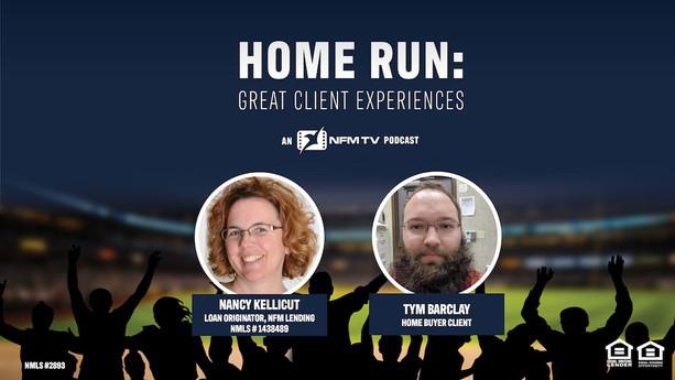 Home Run: Nancy Kellicut