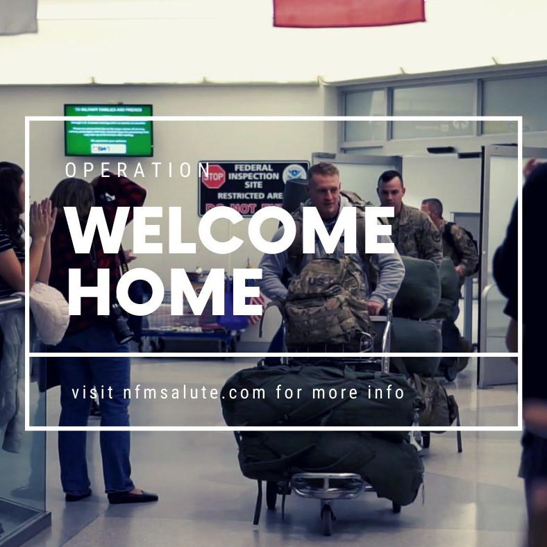 Operation Welcome Home (November 2019)