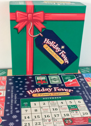 Holiday Fever Board Game