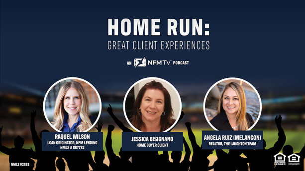 Home Run Great Client Experiences Podcast - The Jessica Bisignano Story