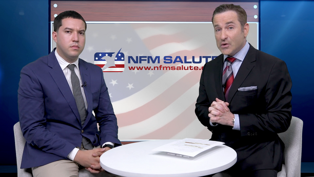 NFM Salute (August 2018): Sgt. Cristian Blandin
