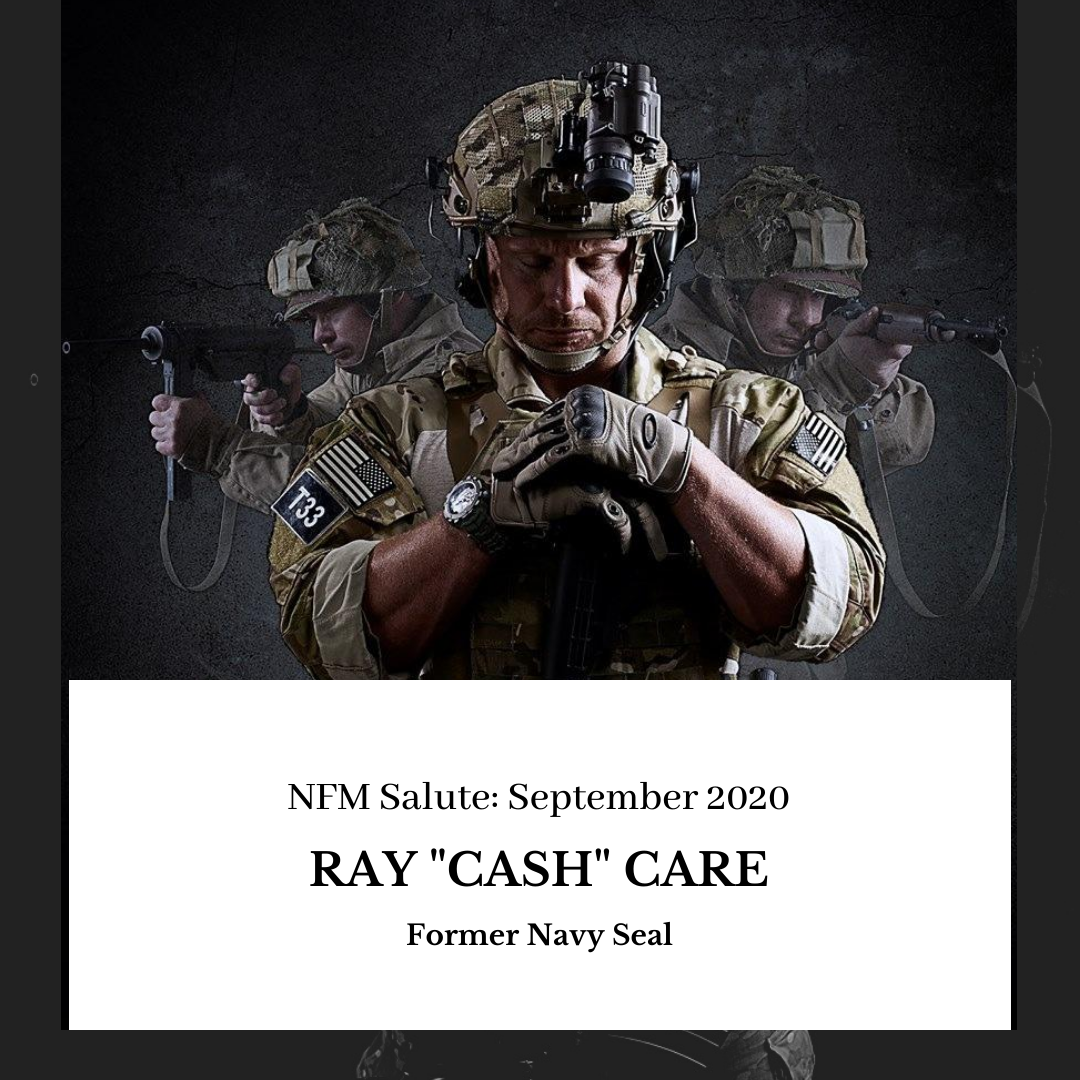 """NFM Salute: Ray """"Cash"""" Care"""
