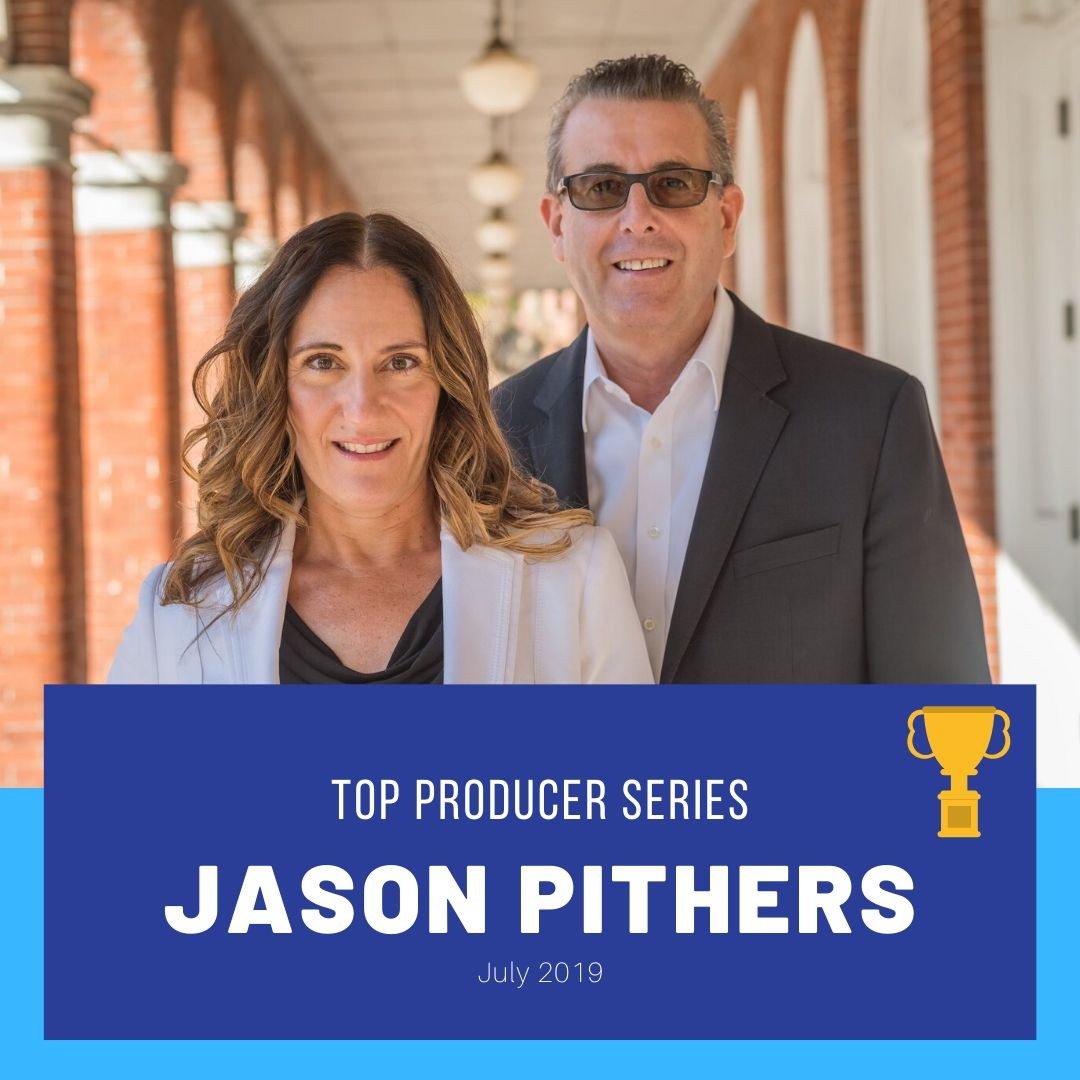 Top Producer Series: Jason Pithers