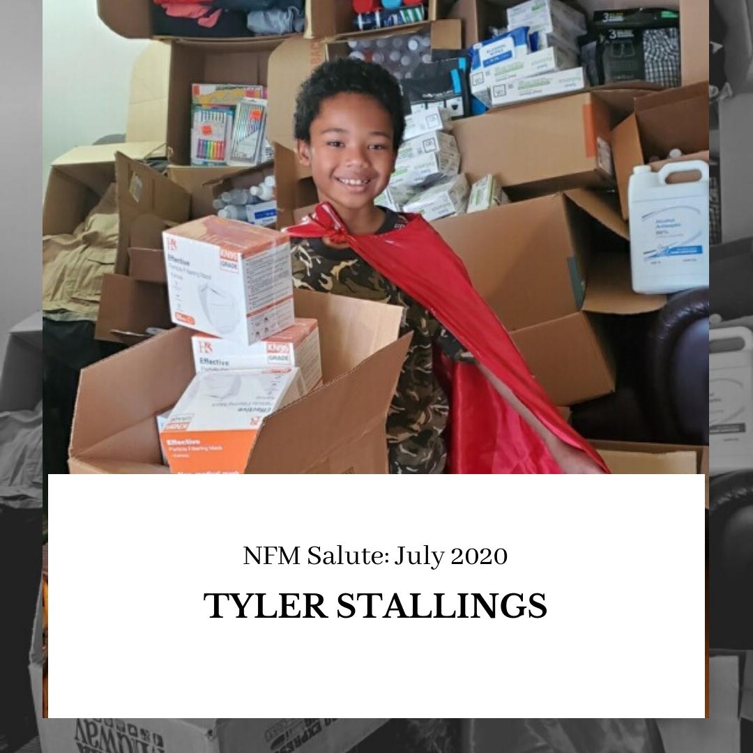 NFM Salute: Tyler Stallings