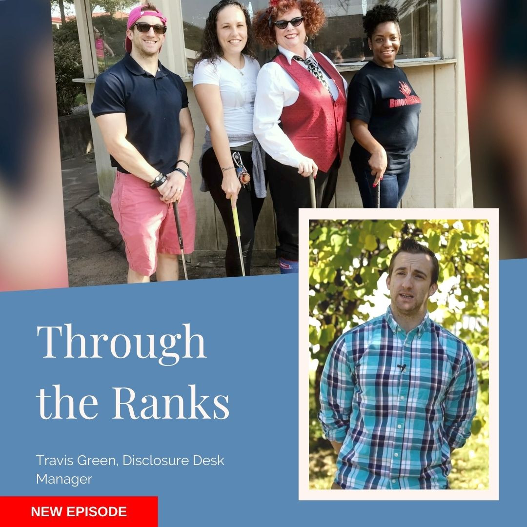 Through the Ranks: Travis Green