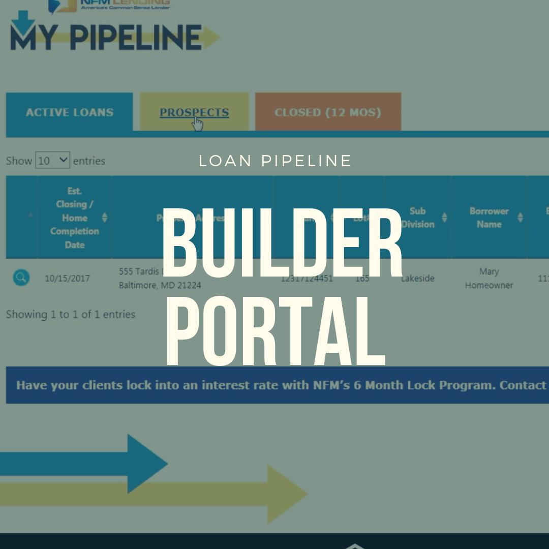 Builder Portal