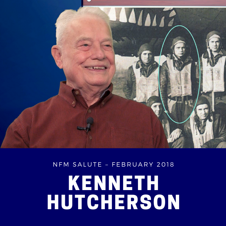 NFM Salute - February 2018 - Kenneth Hutcherson