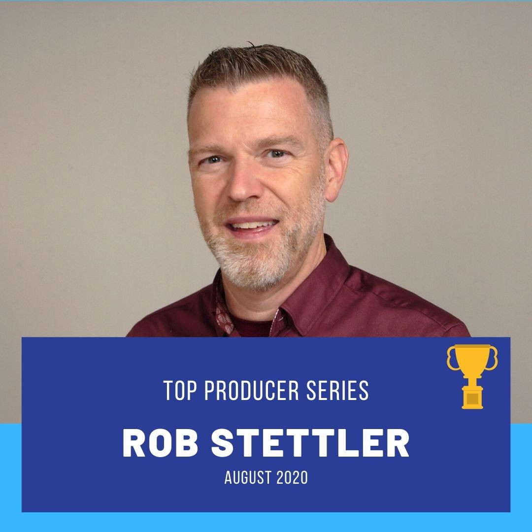 Top Producer Series: Rob Stettler