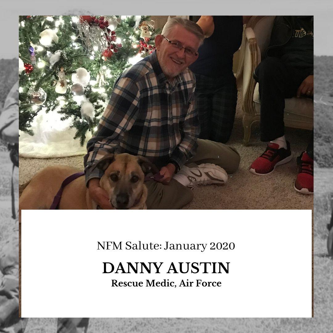 NFM Salute: Danny Austin