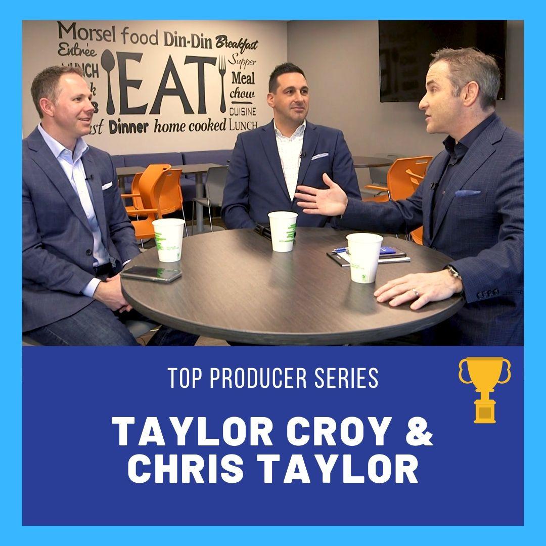Top Producer Series: Chris Taylor & Taylor Croy