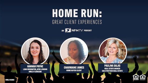 Home Run: Great Client Experiences: The Charmaine James Story