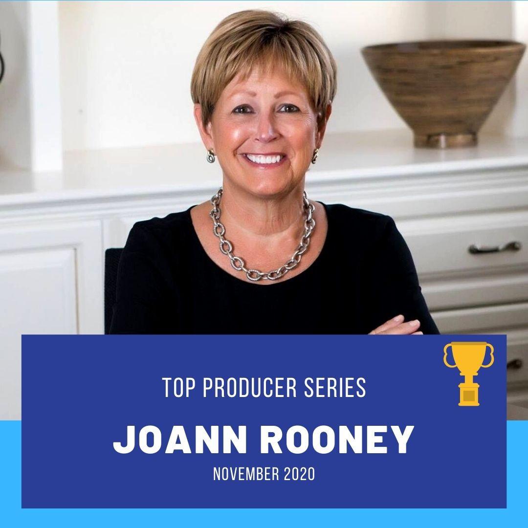 Top Producer Series: JoAnn Rooney