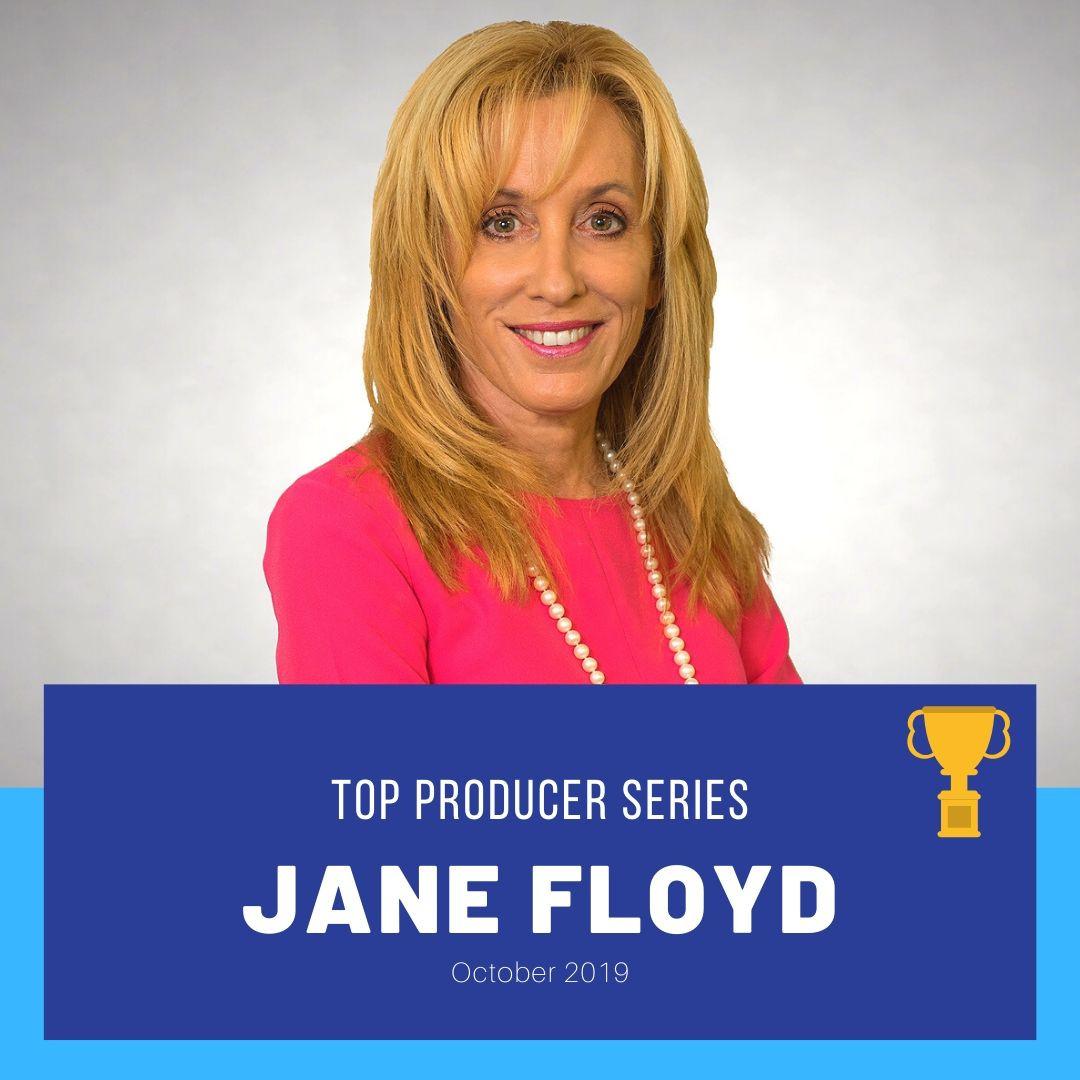 Top Producer Series: Jane Floyd