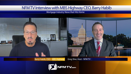An NFM TV Interview with  Barry Habib