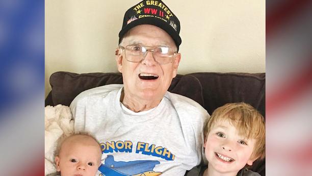 """NFM Salute (May 2020): """"Grandpa"""" Bill Kelly"""