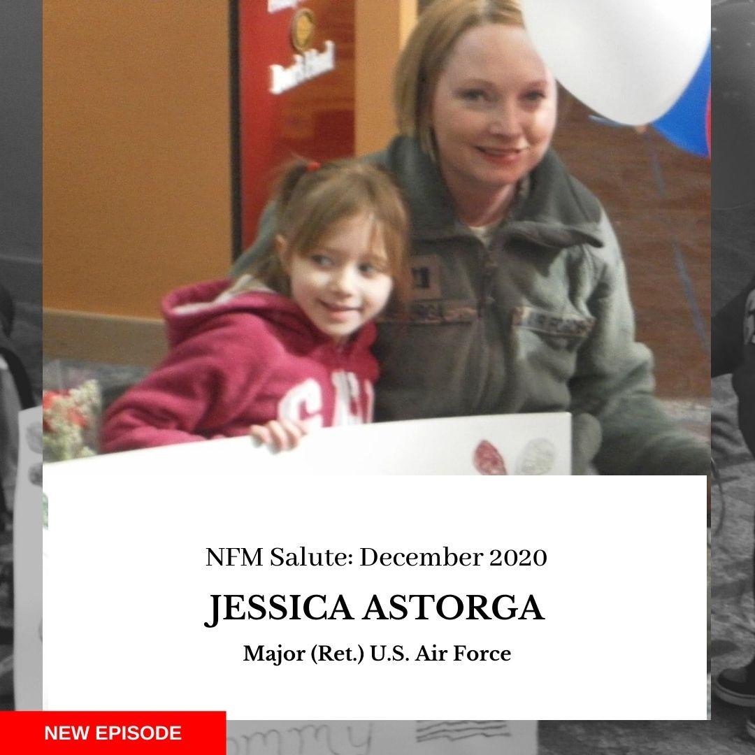 NFM Salute: Jessica Astorga