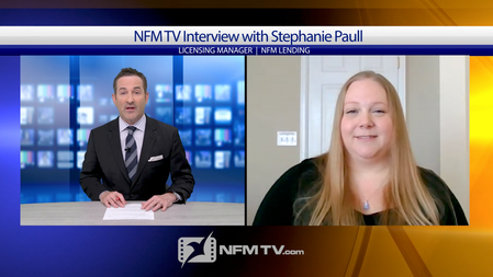 An NFM TV Interview with Stephanie Paull