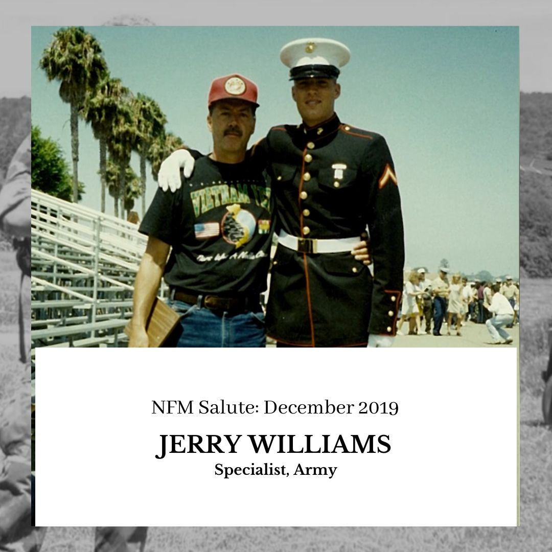 NFM Salute (December 2019): Jerry Williams