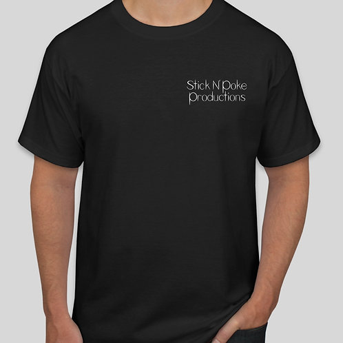 Stick N' Poke Productions T-shirt