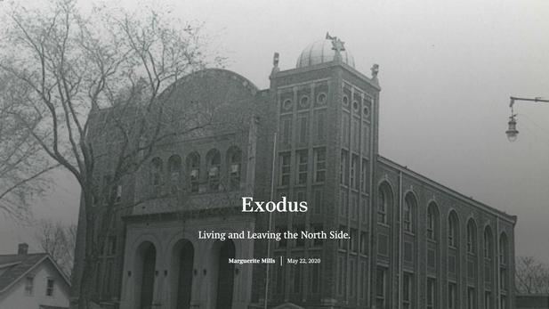 Deep Mapping: Exodus