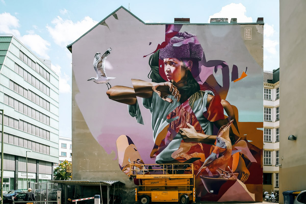 Telmo Miel + James Bullough