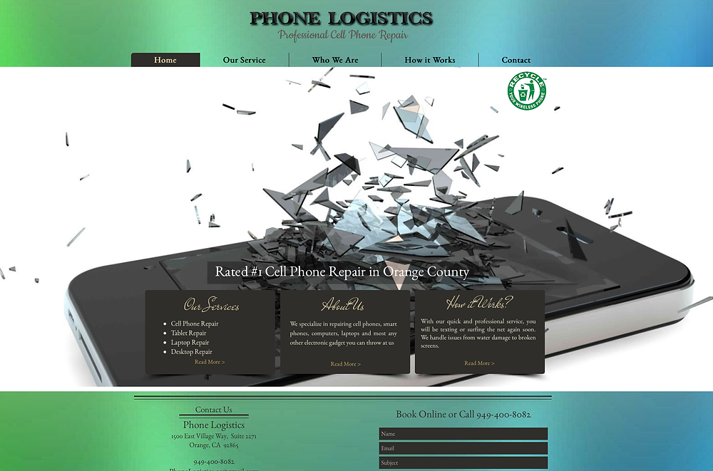 Best Laguna Niguel Web Design Company