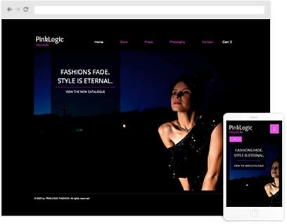 Studios Web Design