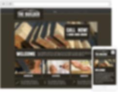 Home Improvement web design