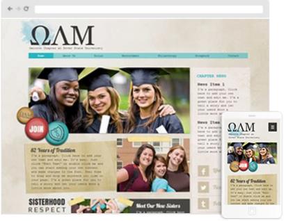 College Web Design
