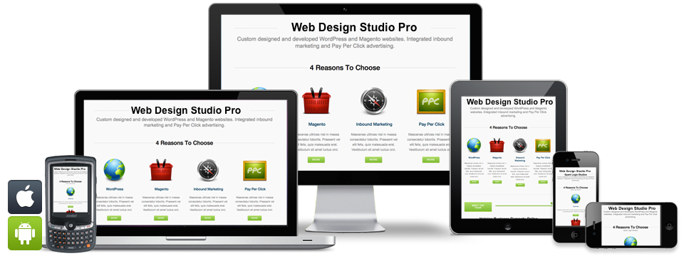 Huntington Beach Web Design