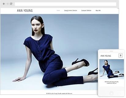Modeling web design