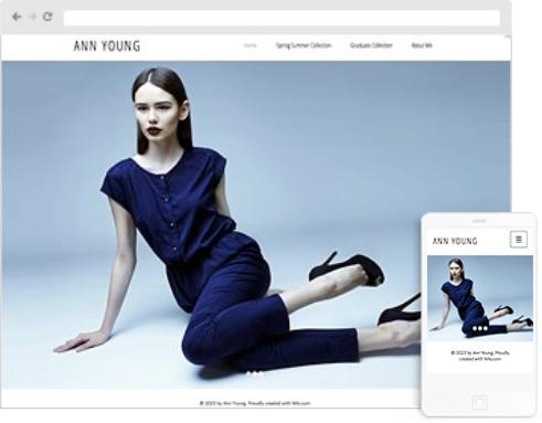 Artist Web Design