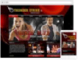 Entertainment Web Design