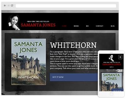 Magazine Website Design