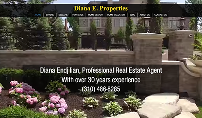 Professional Real Estate Website Design
