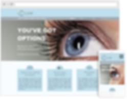 surgeon web design